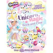 Shoppies Unicorn Magic Seek and Find by Buzzpop, 9781499807578