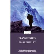 Frankenstein : Or, the Modern Prometheus by Mary Shelley, 9780743487580