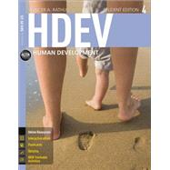 HDEV 4 (with CourseMate Printed Access Card) by Rathus, Spencer A., 9781305257580