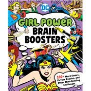 Girl Power Brain Boosters by Parvis, Sarah, 9781941367582