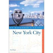 Expl Gde:New York Cty 2E Pa by Karr,Paul, 9780881507584