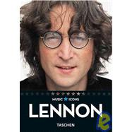 Music ICON John Lennon by Crampton, Luke, 9783836517584
