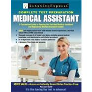Medical Assistant Exam: Preparation for the CMA and RMA Exams by Learningexpress, 9781576857588