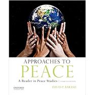 APPROACHES TO PEACE by Barash, David P., 9780190637590