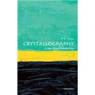 Crystallography: A Very Short Introduction by Glazer, A. M., 9780198717591