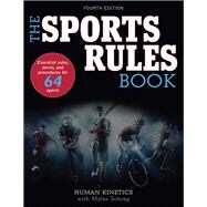 The Sports Rules Book by Human Kinetics; Schrag, Myles, 9781492567592