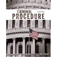 Criminal Procedure by Worrall, John L., 9780133587593