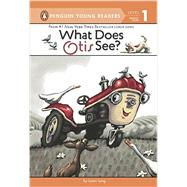 What Does Otis See? by Long, Loren, 9780448487595