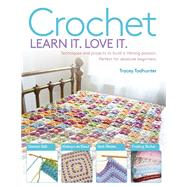 Crochet by Todhunter, Tracey, 9781438007595