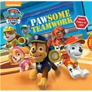 Pawsome Teamwork by Nickelodeon, 9780794437596