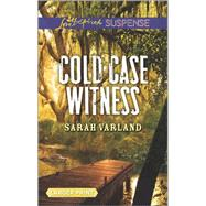Cold Case Witness by Varland, Sarah, 9780373677597