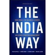 The India Way by Cappelli, Peter, 9781422147597