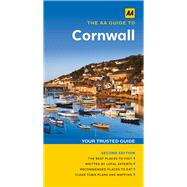 The Aa Guide to Cornwall by Automobile Association (Great Britain), 9780749577599