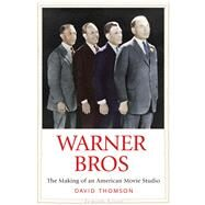 Warner Bros by Thomson, David, 9780300197600