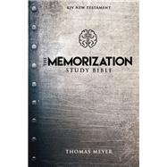 The Memorization Study Bible by Meyer, Thomas, 9780892217601