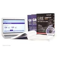 GRE® Complete 2015: The Ultimate in Comprehensive Self-Study for GRE Book + Online + DVD + Mobile by Kaplan, 9781618657602