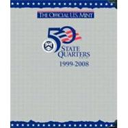 The Official U.S. Mint 50 State Quarters P and d Album by H E Harris & Company, 9780794807603