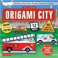 Origami City Kit by Stern, Joel, 9780804847605