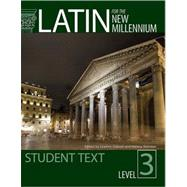Latin for the New Millennium Level 3 by LeaAnn Osburn, Helena Dettmer, 9780865167605