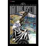 Nightmare Inspector: Yumekui Kenbun, Vol. 3 by Mashiba, Shin; Mashiba, Shin, 9781421517605