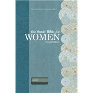 The Study Bible for Women: HCSB Personal Size Edition, Teal/Sage LeatherTouch by Holman Bible Staff, 9781433607608