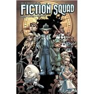Fiction Squad by Jenkins, Paul; Bachs, Ramon; Ramos, Humberto, 9781608867608