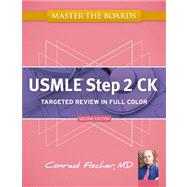 Master the Boards USMLE Step 2 CK by Fischer, Conrad, 9781609787608