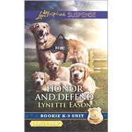 Honor and Defend by Eason, Lynette, 9780373677610