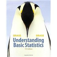 Understanding Basic Statistics with Enhanced Web  Assign by Brase, 9781305787612