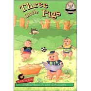 Three Little Pigs Read-Along with Cassette(s) by Sommer, Carl, 9781575377612