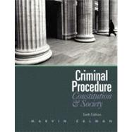 Criminal Procedure by Zalman, Marvin, 9780132457613