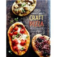 Craft Pizza by Clark, Maxine, 9781849757614