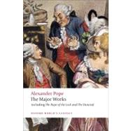 The Major Works by Pope, Alexander; Rogers, Pat, 9780199537617