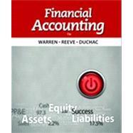 Financial Accounting by Warren, Carl S.; Reeve, James M.; Duchac, Jonathan, 9781133607618