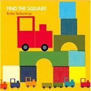 Find the Square by Teckentrup, Britta, 9781454917618