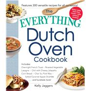 The Everything Dutch Oven Cookbook by Jaggers, Kelly, 9781440597619