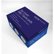 Bar Exam MBE Flashcards by Kaplan Bar Review, 9781506237619
