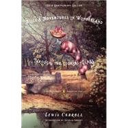 Alice's Adventures in Wonderland and Through the Looking-Glass: And What Alice Found There: 150th Anniversary Edition by Carroll, Lewis; Lovett, Charlie; Tenniel, John, 9780143107620