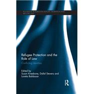 Refugee Protection and the Role of Law: Conflicting Identities by Kneebone; Susan, 9781138697621