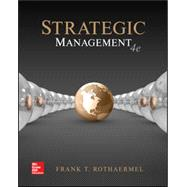 Strategic Management: Concepts by Rothaermel, Frank, 9781259927621