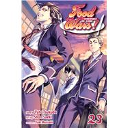 Food Wars! Shokugeki No Soma 23 by Tsukuda, Yuto; Saeki, Shun; Morisaki, Yuki (CON), 9781421597621