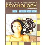 Loose-leaf Version for Psychology in Modules & LaunchPad for Psychology in Modules (Six-Month Access) by Myers, David G.; DeWall, C. Nathan, 9781319167622