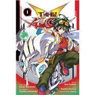 Yu-gi-oh! Arc-v 1 by Yoshida, Shin; Miyoshi, Naohito; Takahashi, Kazuki (CRT), 9781421587622