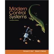 Modern Control Systems by Dorf, Richard C.; Bishop, Robert H., 9780134407623