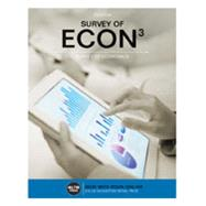 Survey of ECON (with Survey of ECON Online, 1 term (6 months) Printed Access Card) by Sexton, Robert L., 9781305657625
