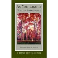 As You Like It Nce Pa by Shakespeare,William, 9780393927627