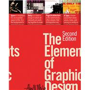 Elements Of Graphic Design 2E Pa by White,Alex W., 9781581157628