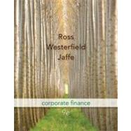 Corporate Finance with S&P card by Ross, Stephen; Westerfield, Randolph; Jaffe, Jeffrey, 9780077337629