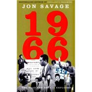 1966 The Year the Decade Exploded by Savage, Jon, 9780571277629