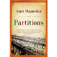 Partitions A Novel by Majmudar, Amit, 9781250007629